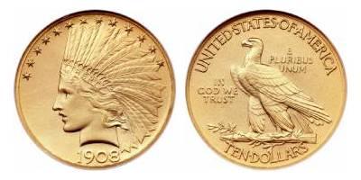 10 ΔΟΛΑΡΙΑ (1838 – 1933)