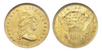 10 ΔΟΛΑΡΙΑ (1795 – 1804)
