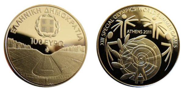 100 ΕΥΡΩ – SPECIAL OLYMPICS