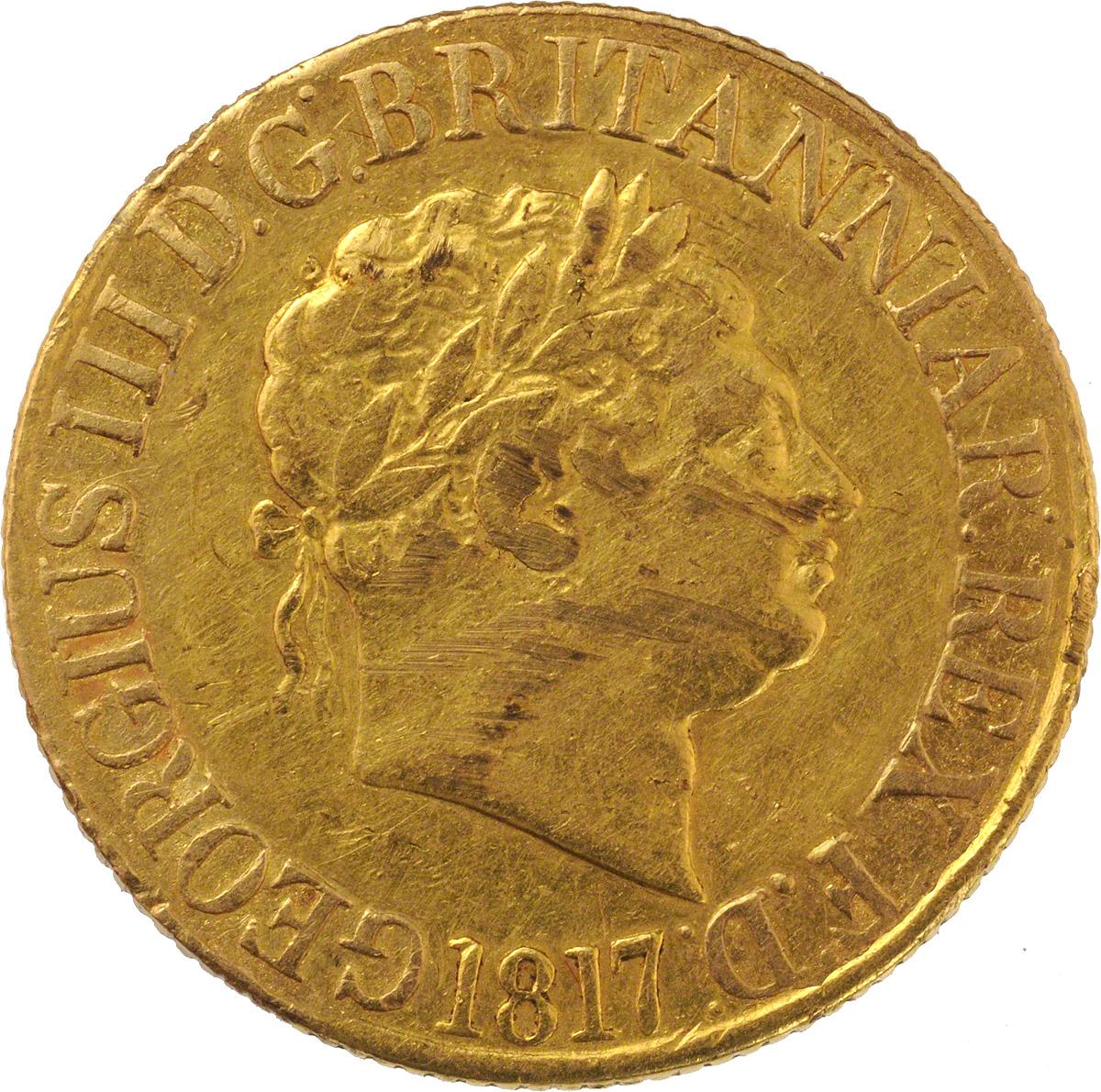 1817 Γεώργιος Γ'