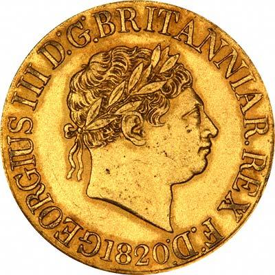 1820 Γεώργιος Γ'