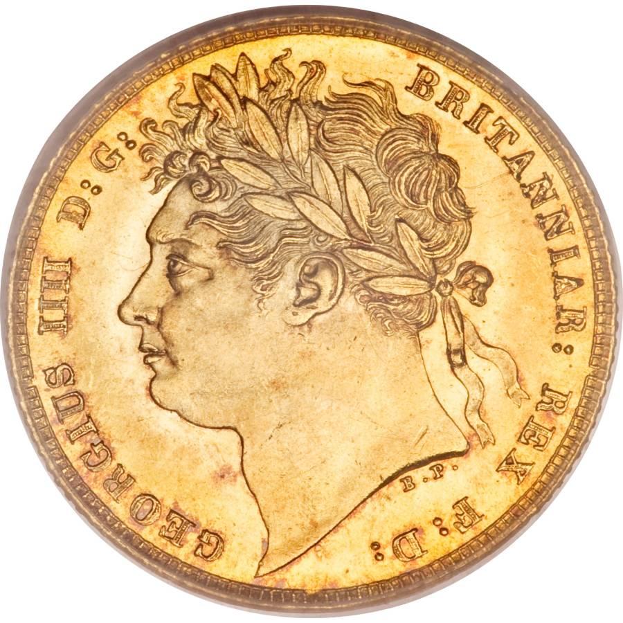 1821 Γεώργιος Δ'