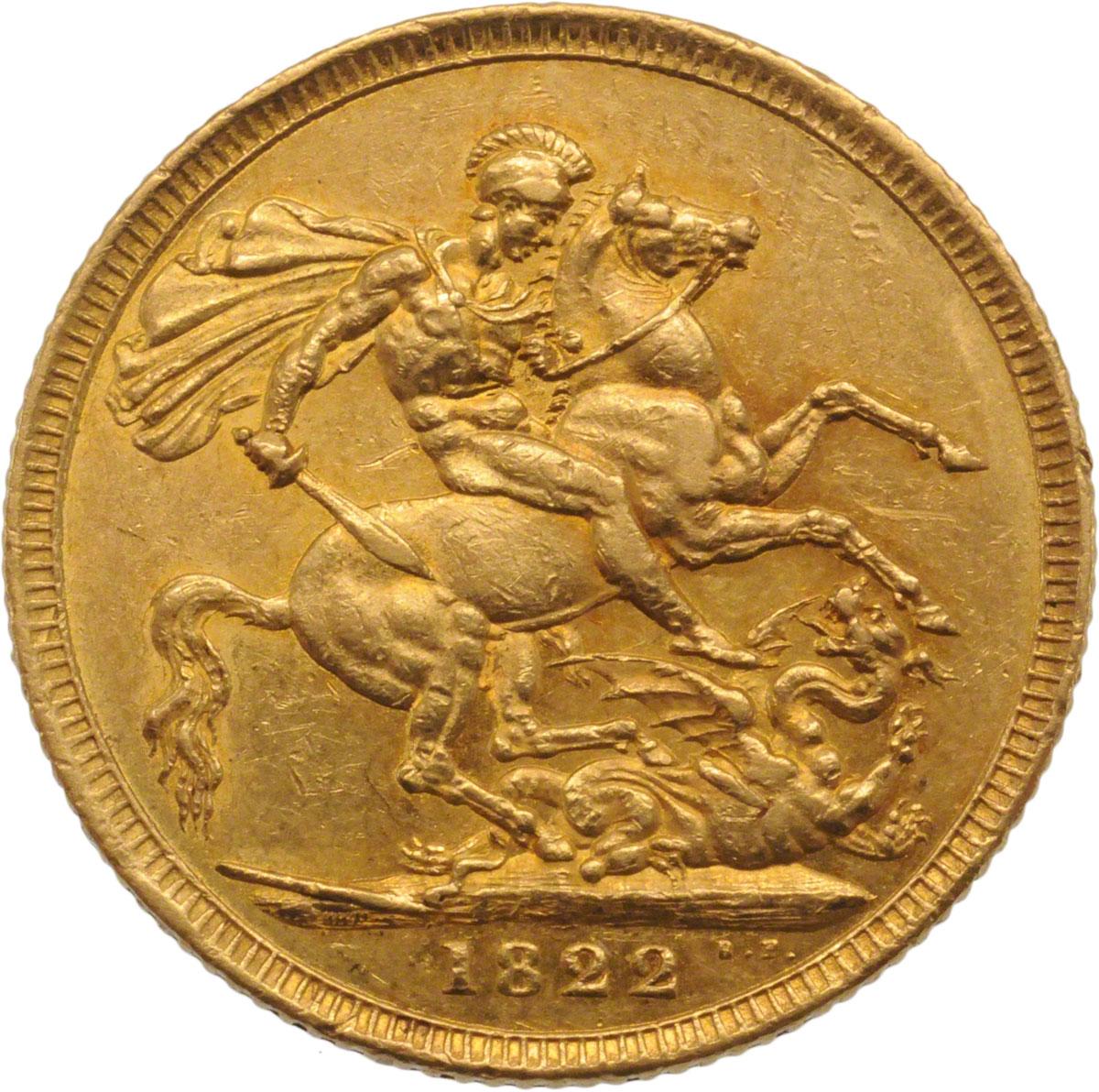 1822 Γεώργιος Δ'