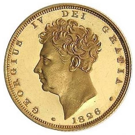 1826 Γεώργιος Δ'