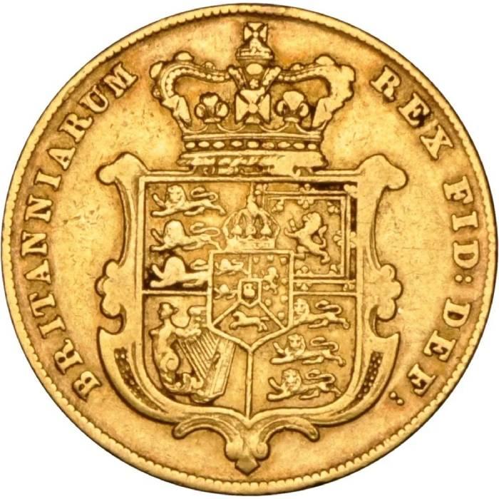 1829 Γεώργιος Δ'