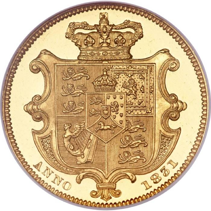 1831 Γουλιέλμος Δ'