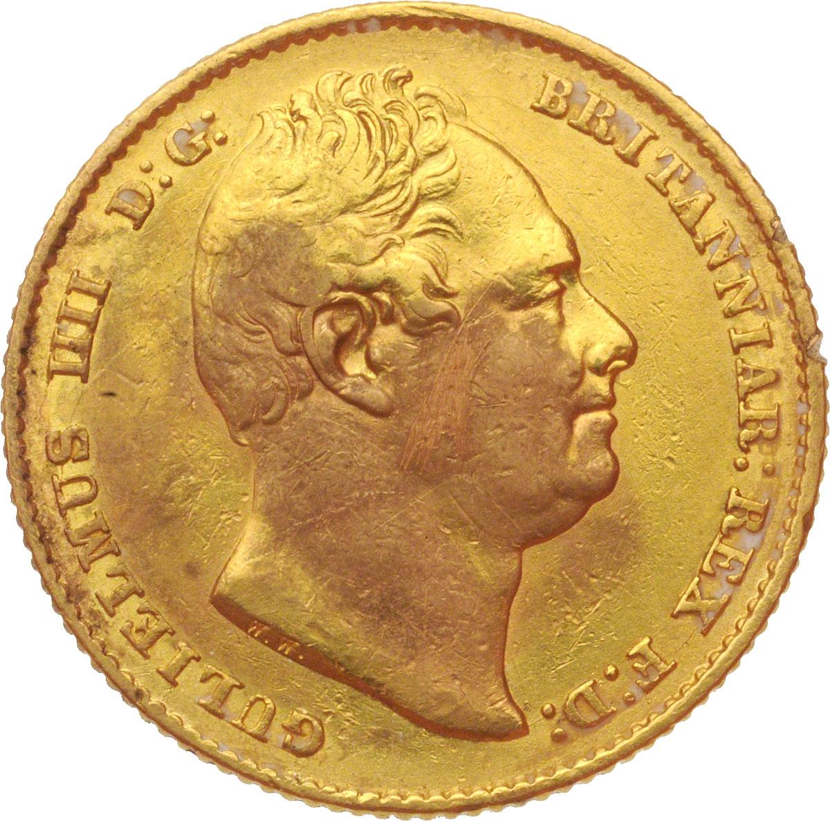 1832 Γουλιέλμος Δ'