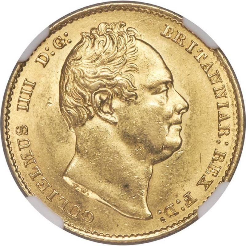 1833 Γουλιέλμος Δ'