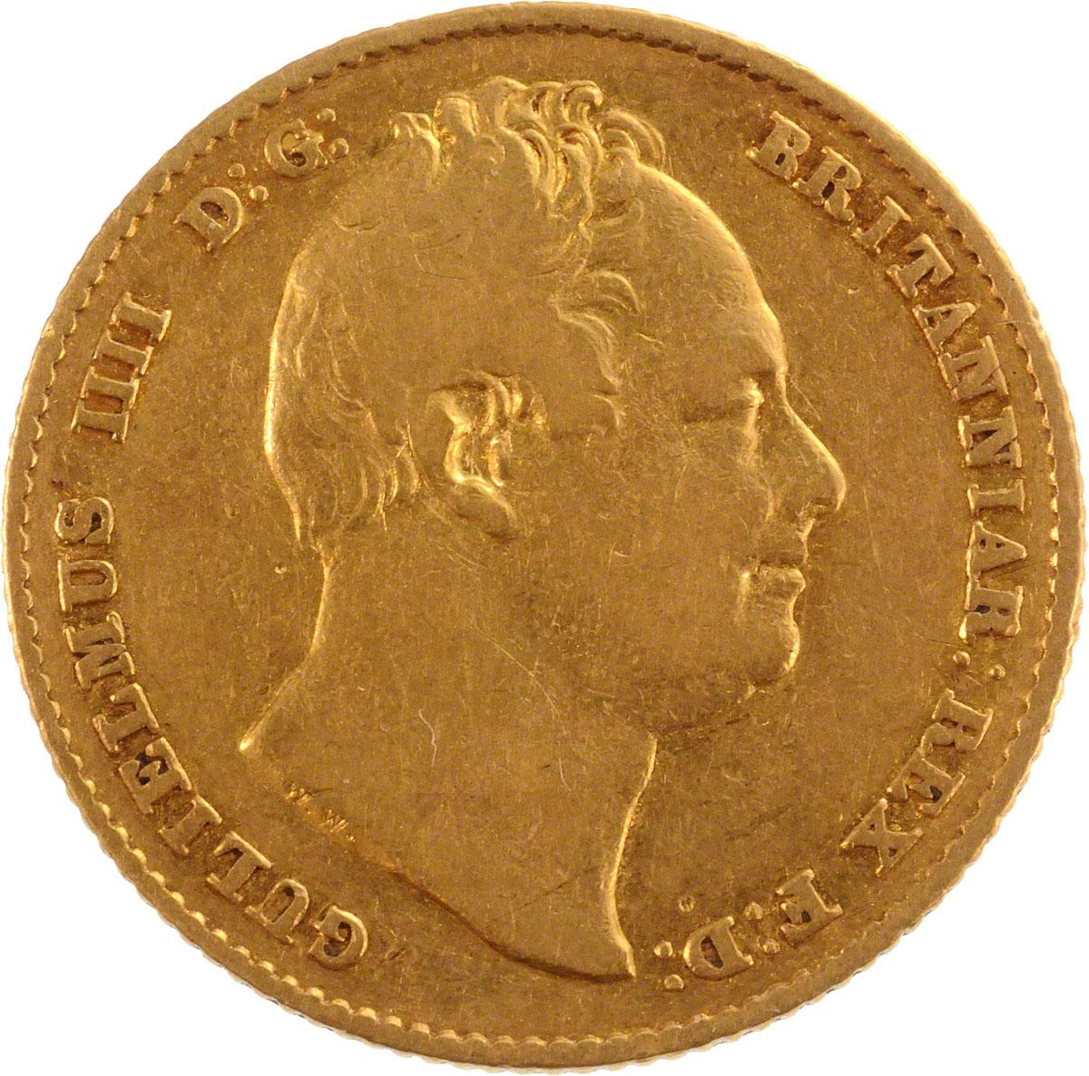 1835 Γουλιέλμος Δ'