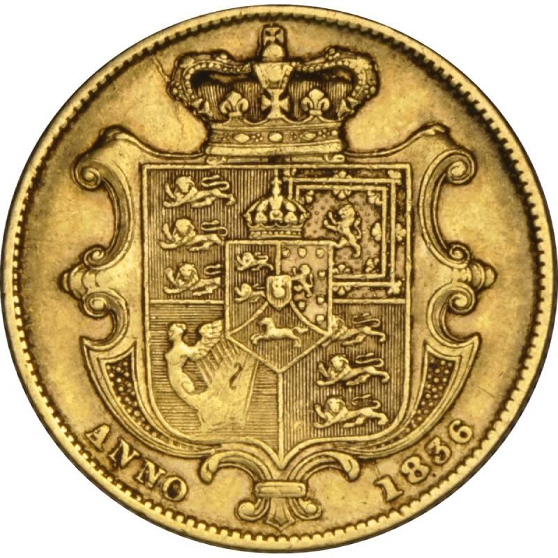 1836 Γουλιέλμος Δ'