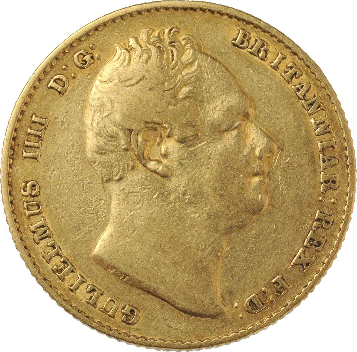 1837 Γουλιέλμος Δ'