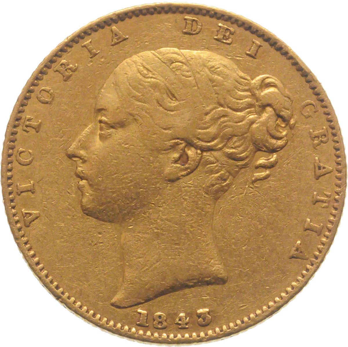 1843 Βικτώρια