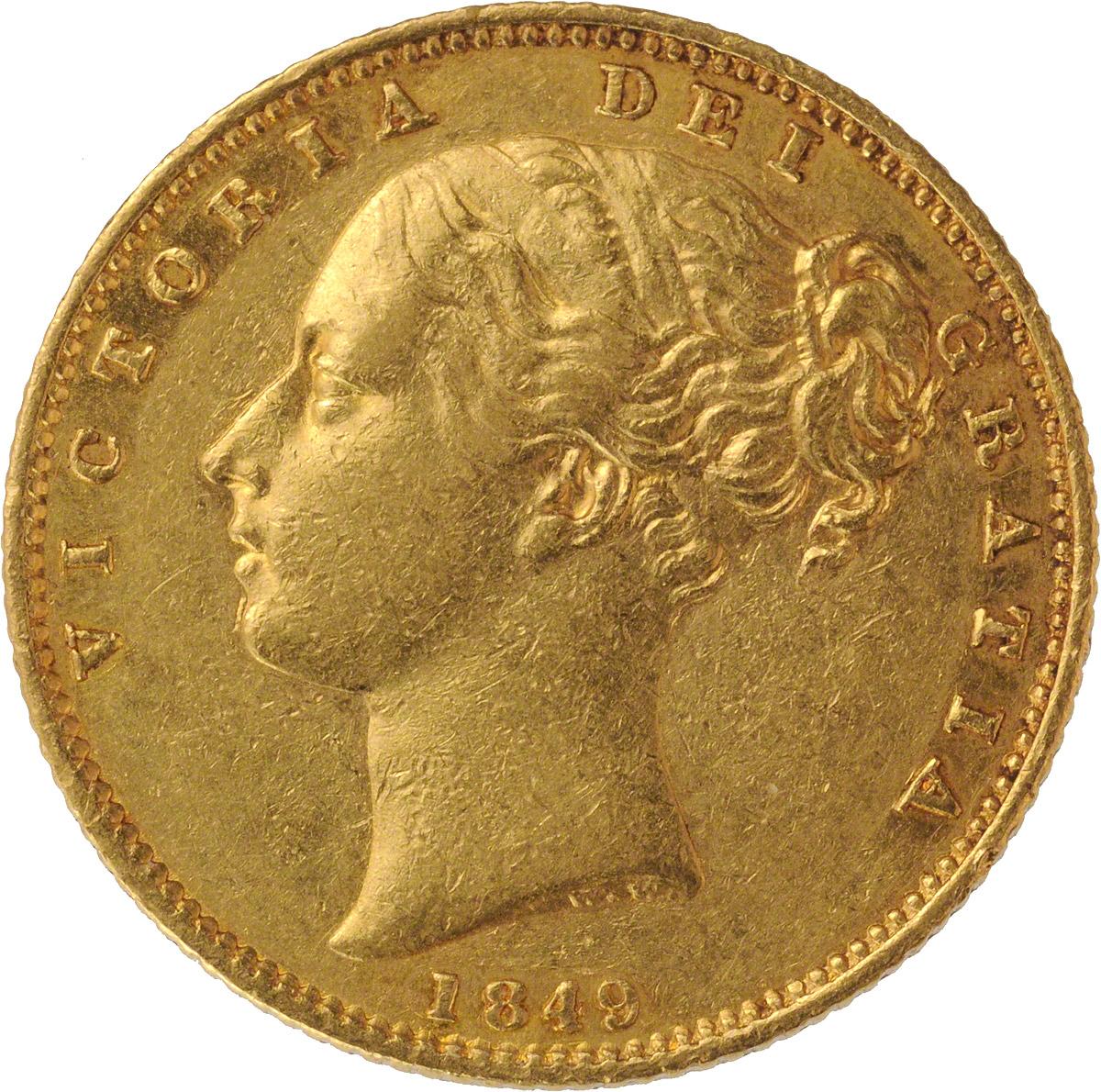 1849 Βικτώρια
