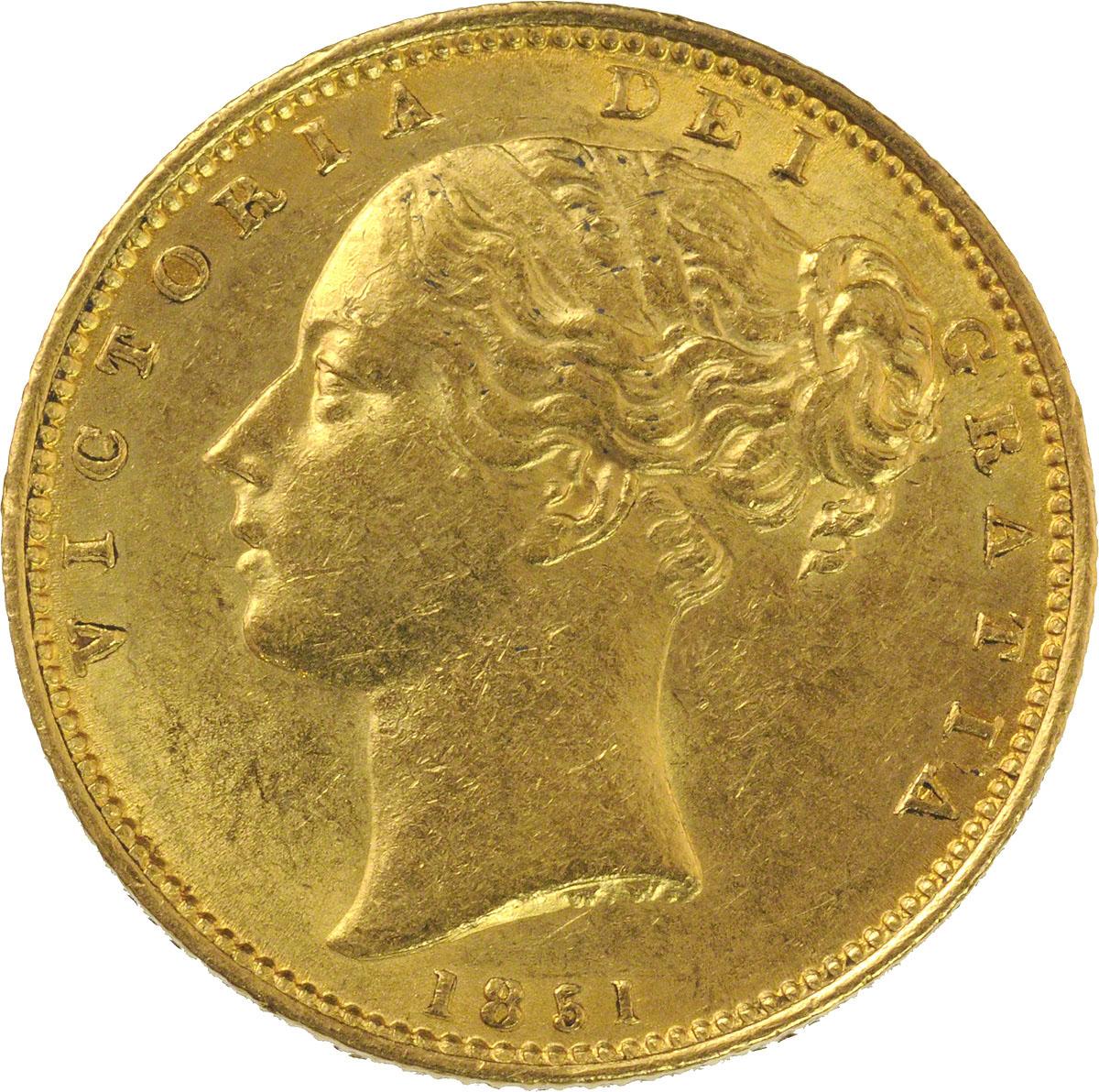 1851 Βικτώρια