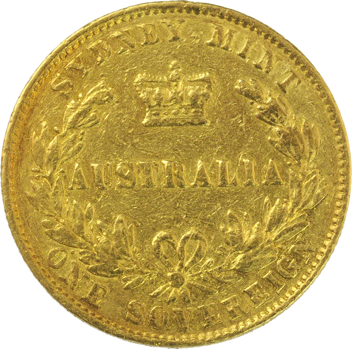 Victoria (Sydney Mint Second Bust)
