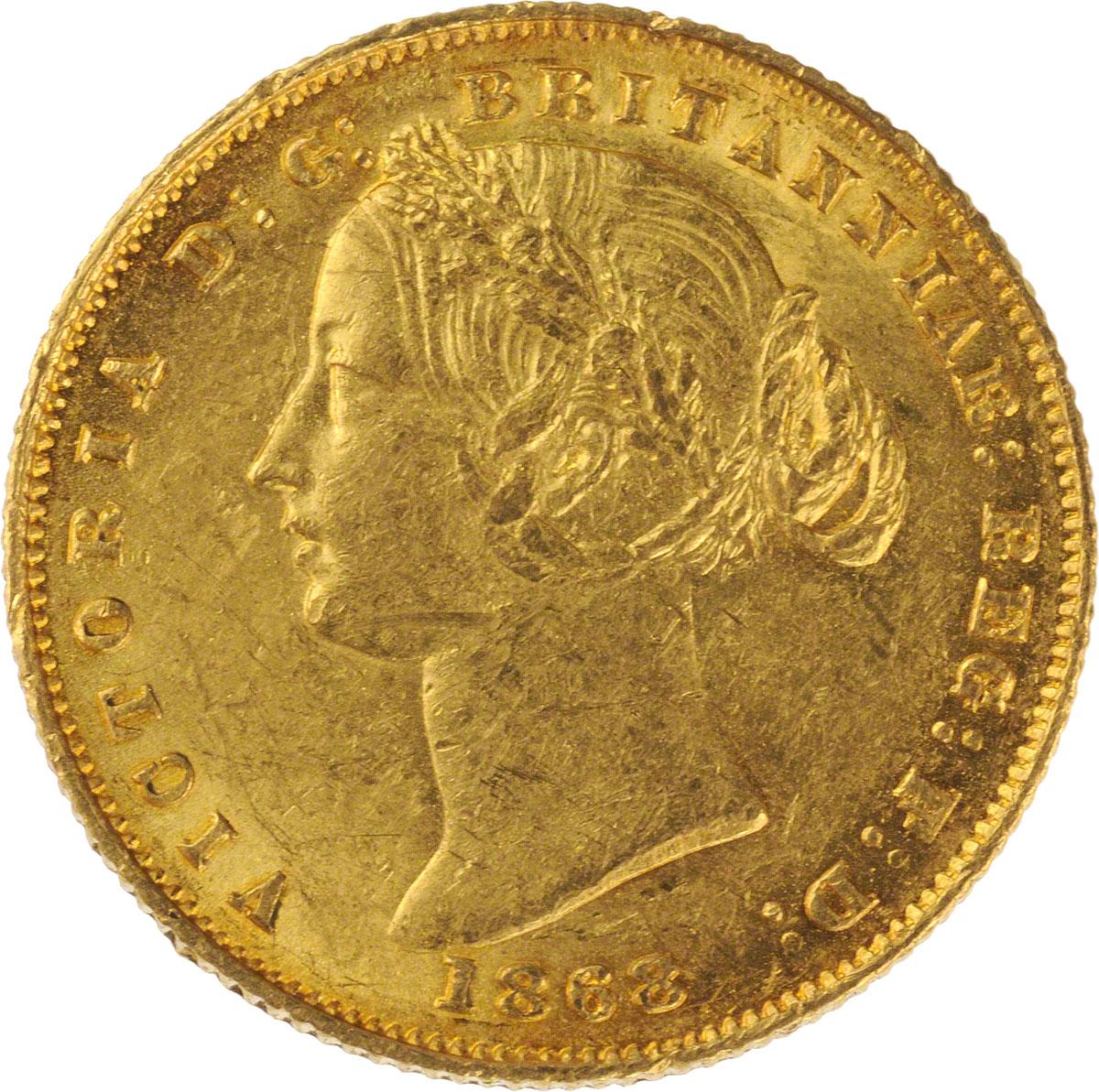 Victoria (Sydney Mint Second Bust)