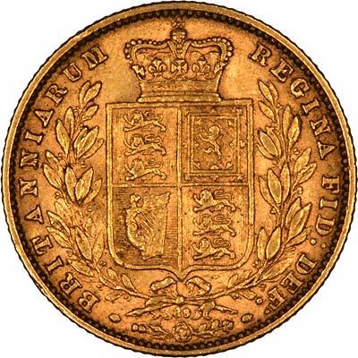 1870 Βικτώρια (Νομισματοκοπείο Λονδίνου)