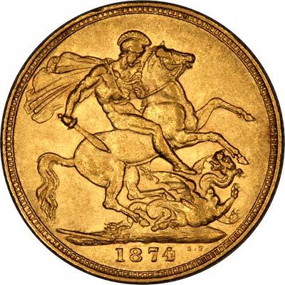 1874 Βικτώρια (Νομισματοκοπείο Μελβούρνης)