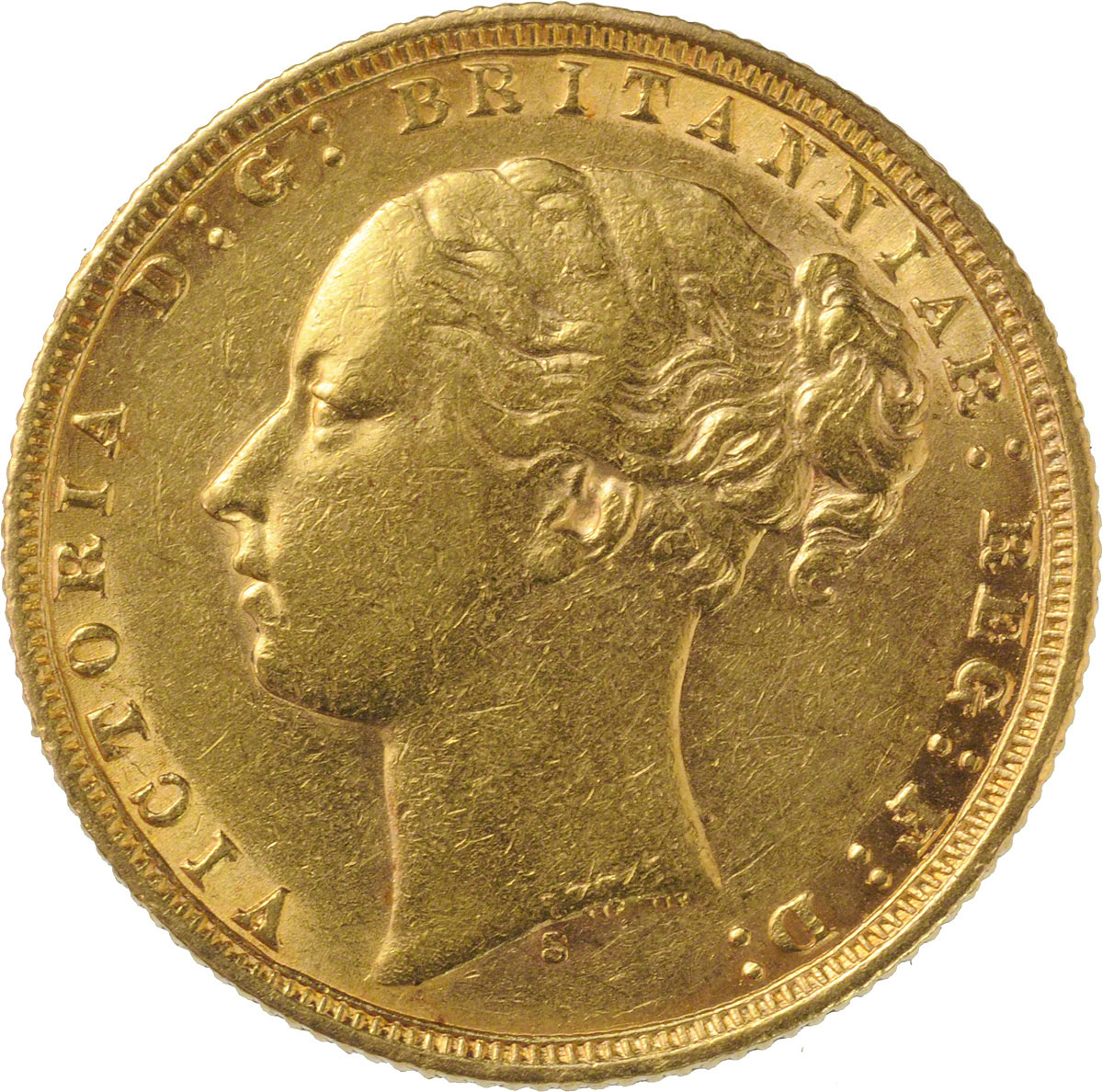 1876 Βικτώρια (Νομισματοκοπείο Σίδνεϊ)