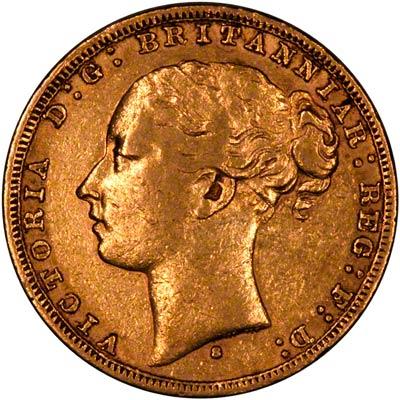 1879 Βικτώρια (Νομισματοκοπείο Σίδνεϊ)