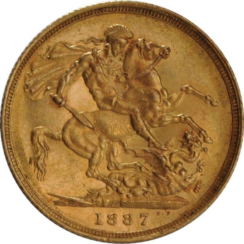 1887 Βικτώρια – Ιωβηλαίο (Νομισματοκοπείο Σίδνεϊ)