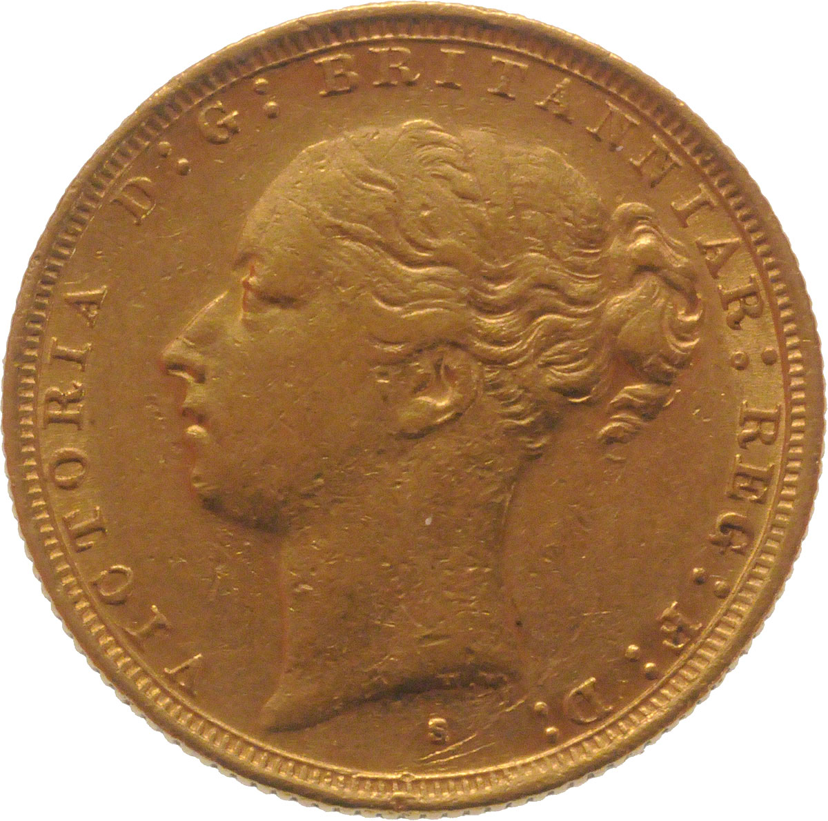 Victoria Young Head St George Sydney Mint