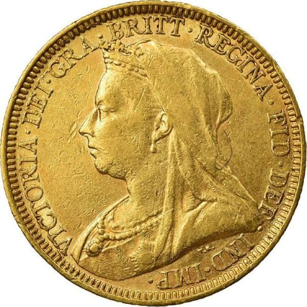 1893 Βικτώρια (Νομισματοκοπείο Σίδνεϊ)
