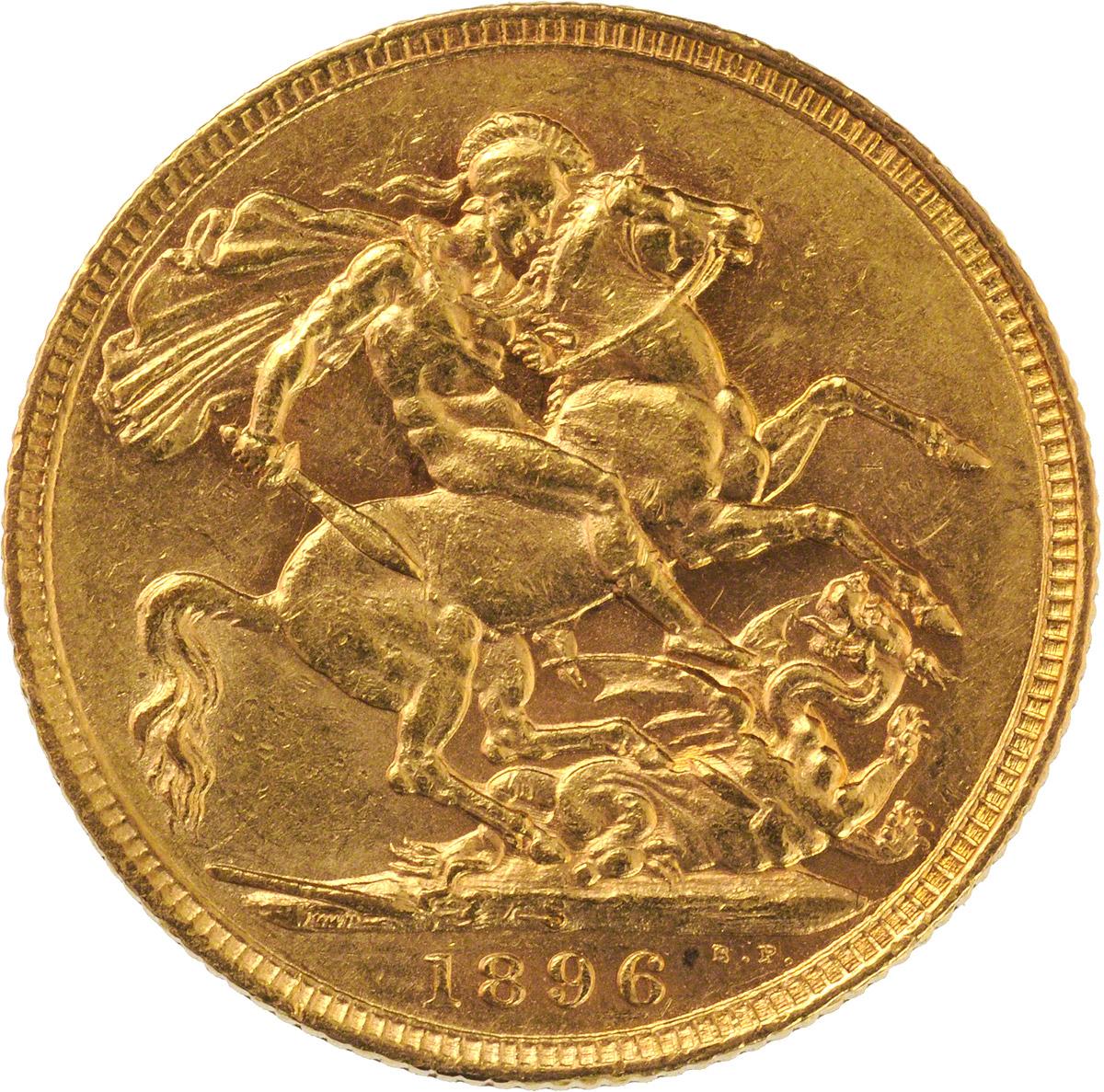 1896 Βικτώρια (Νομισματοκοπείο Σίδνεϊ)