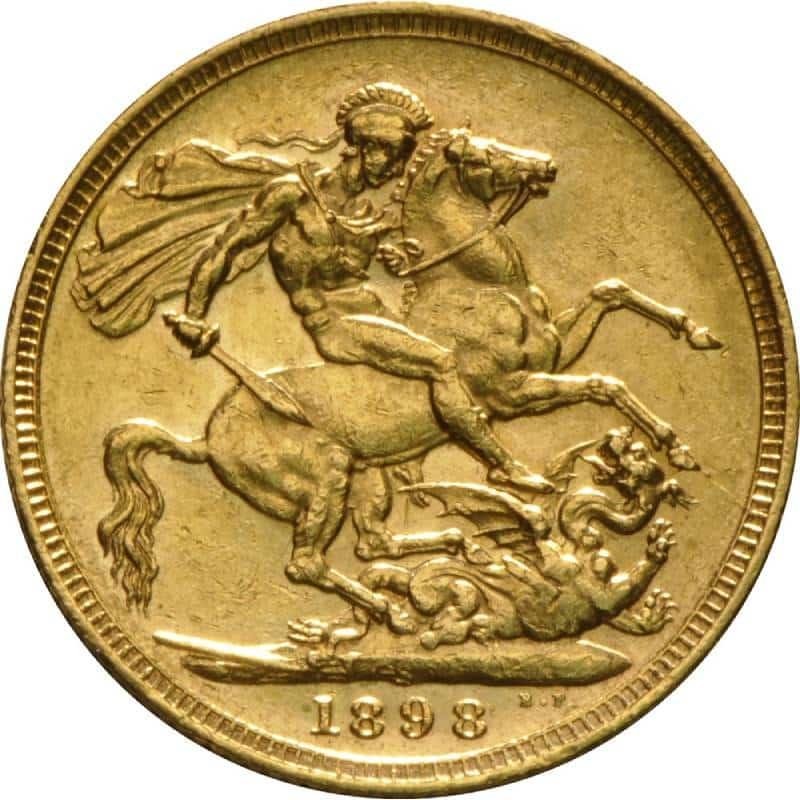 1898 Βικτώρια (Νομισματοκοπείο Σίδνεϊ)