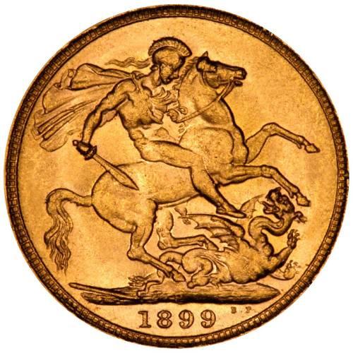 1899 Βικτώρια (Νομισματοκοπείο Περθ)