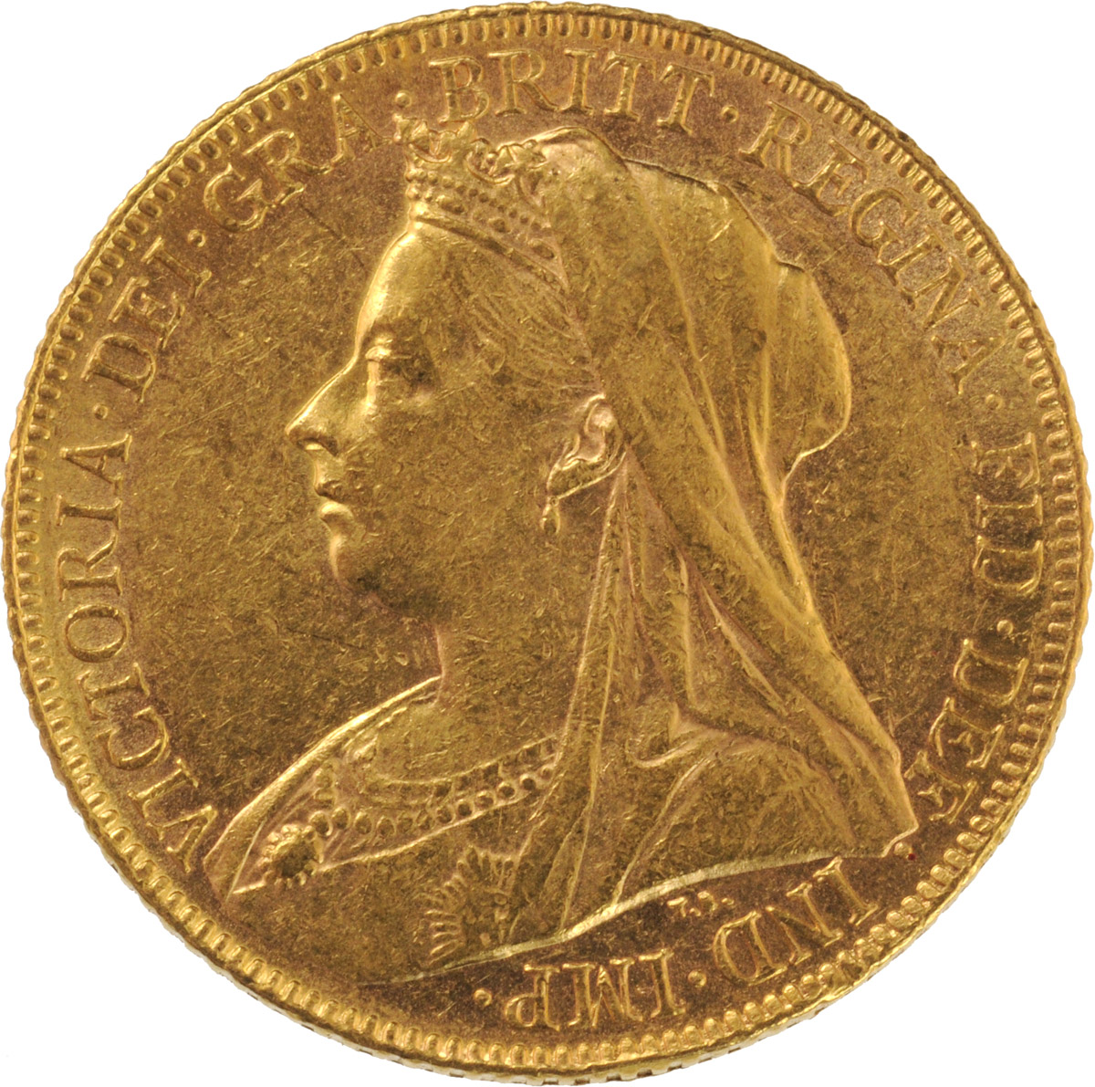1900 Βικτώρια (Νομισματοκοπείο Λονδίνου)