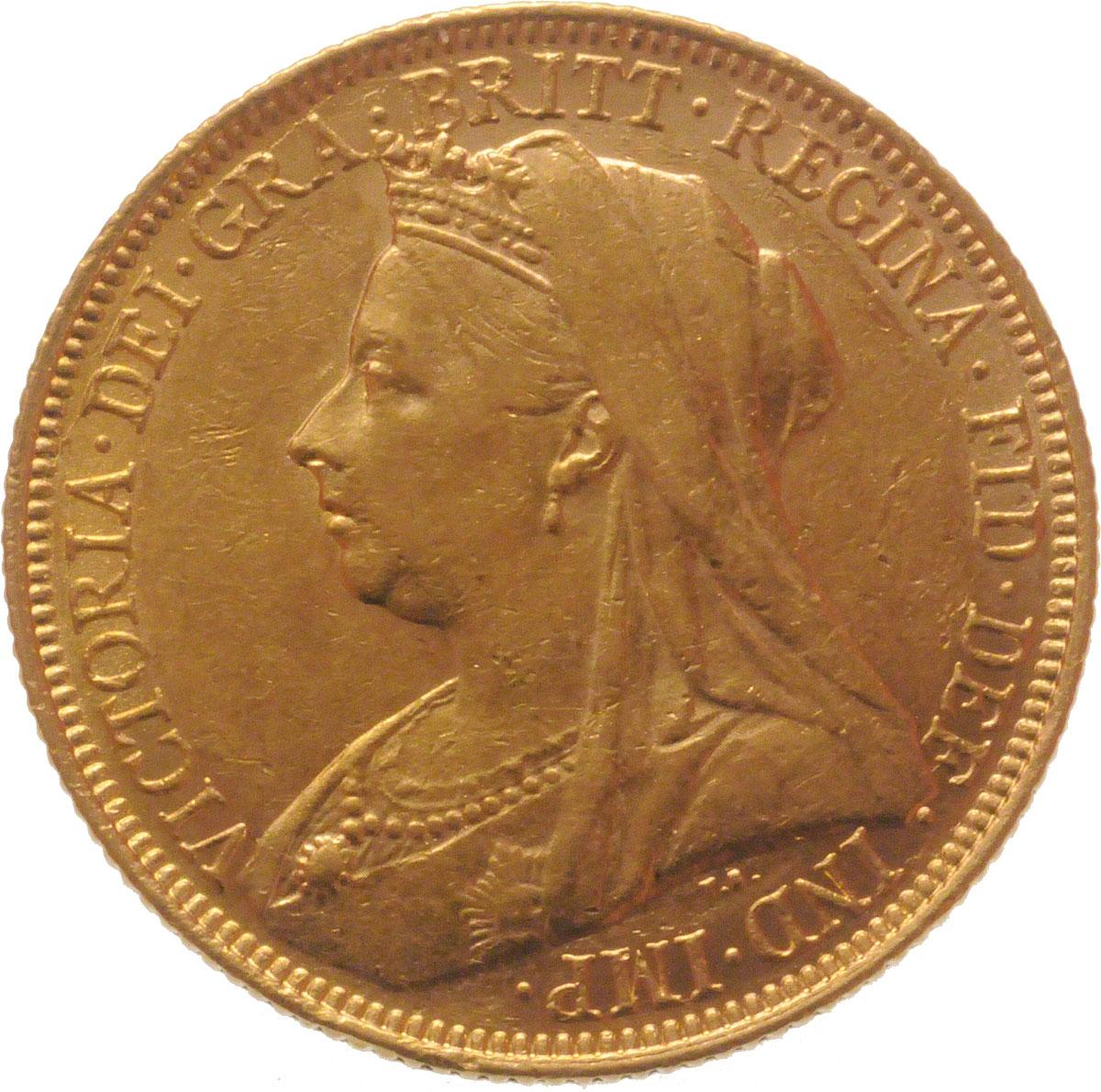 1900 Βικτώρια (Νομισματοκοπείο Σίδνεϊ)