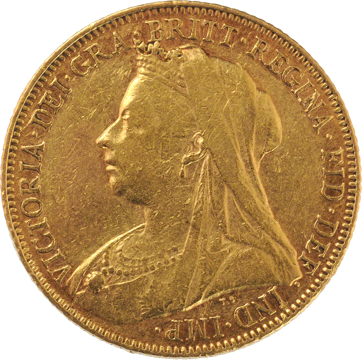 1901 Βικτώρια (Νομισματοκοπείο Μελβούρνης)