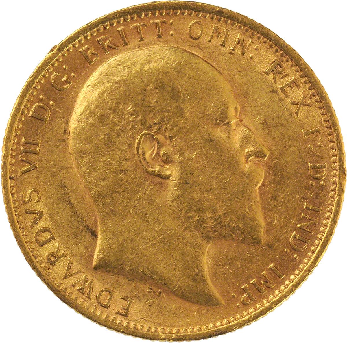 1903 Εδουάρδος Ζ' (Νομισματοκοπείο Σίδνεϊ)