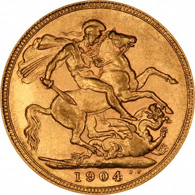 1904 Εδουάρδος Ζ' (Νομισματοκοπείο Μελβούρνης)