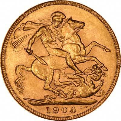 1904 Εδουάρδος Ζ' (Νομισματοκοπείο Περθ)
