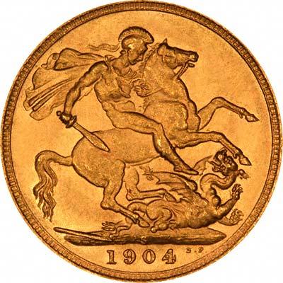1904 Εδουάρδος Ζ' (Νομισματοκοπείο Σίδνεϊ)