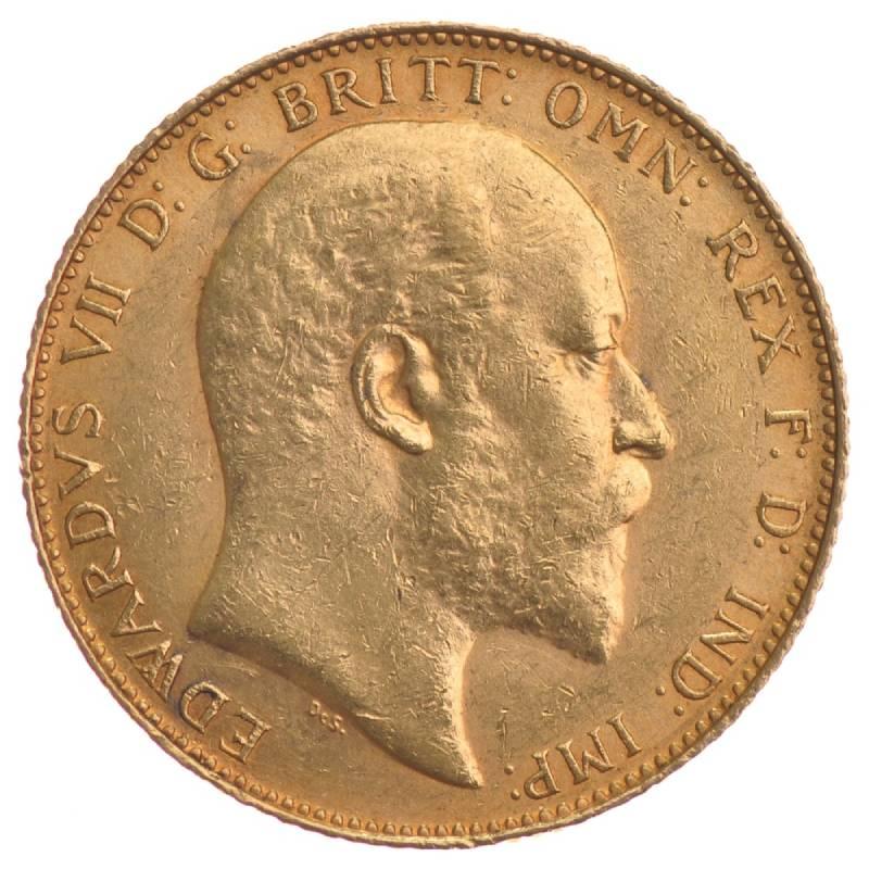 1910 Εδουάρδος Ζ' (Νομισματοκοπείο Οττάβα, Καναδάς)