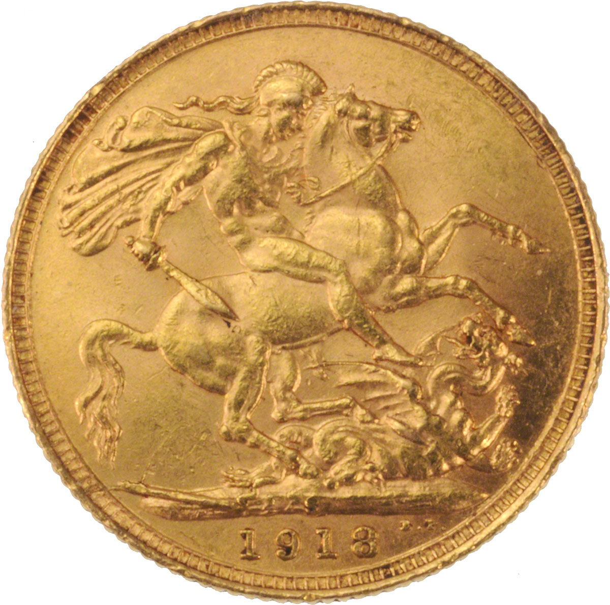 George V St George Sydney Mint