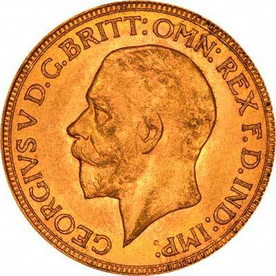 1929 Γεώργιος Ε' (Νομισματοκοπείο Περθ)