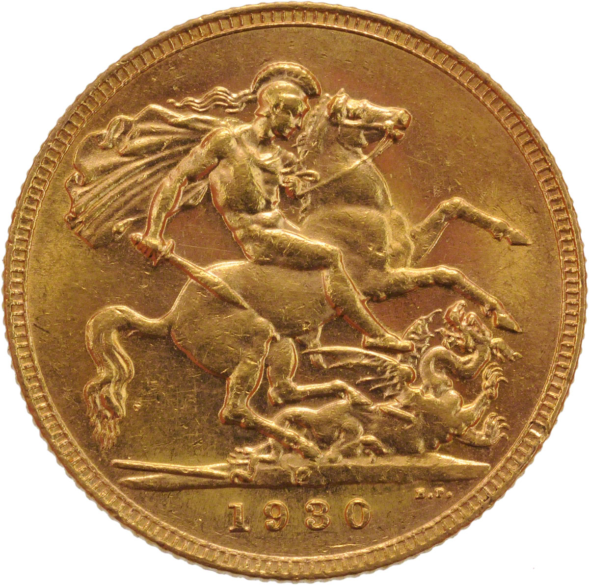 George V St George Perth Mint
