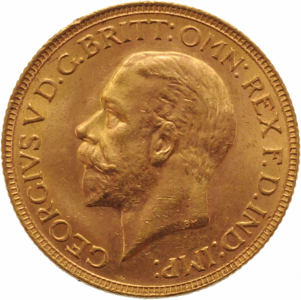 1932 Γεώργιος Ε' (Νομισματοκοπείο Πρετόρια, Νότια Αφρική)