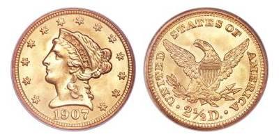 2,5 ΔΟΛΑΡΙΑ (1840 – 1929)