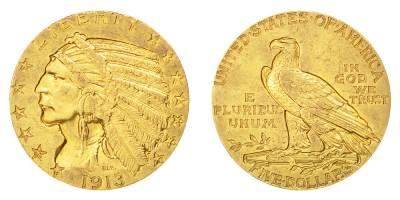 5 ΔΟΛΑΡΙΑ (1839 – 1929)