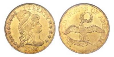 5 ΔΟΛΑΡΙΑ (1795 – 1834)