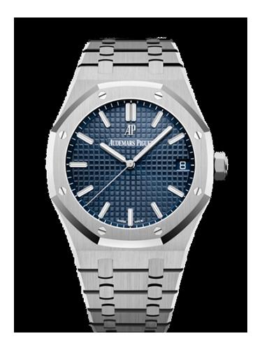 Audemars Piguet 15500ST.OO .1220ST.01 Royal Oak 15500 Stainless Steel Blue
