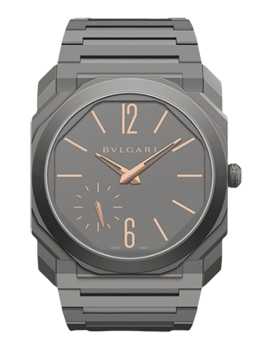 Bulgari 103137 Octo Finissimo Automatic Titanium Grey Bracelet 1