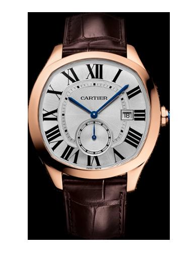 Cartier WGNM0003 Drive de Cartier Pink Gold Silver 1