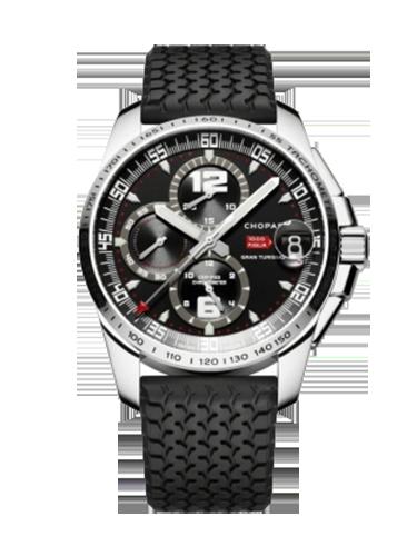 Chopard 168459 3001 Mille Miglia Gran Turismo XL Chrono Black Rubber 1