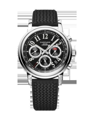 Chopard 168511 3001 Mille Miglia Chronograph Black Rubber 1
